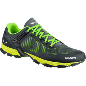 SALEWA Lite Train K Chaussures Homme, ombre blue/tender shot